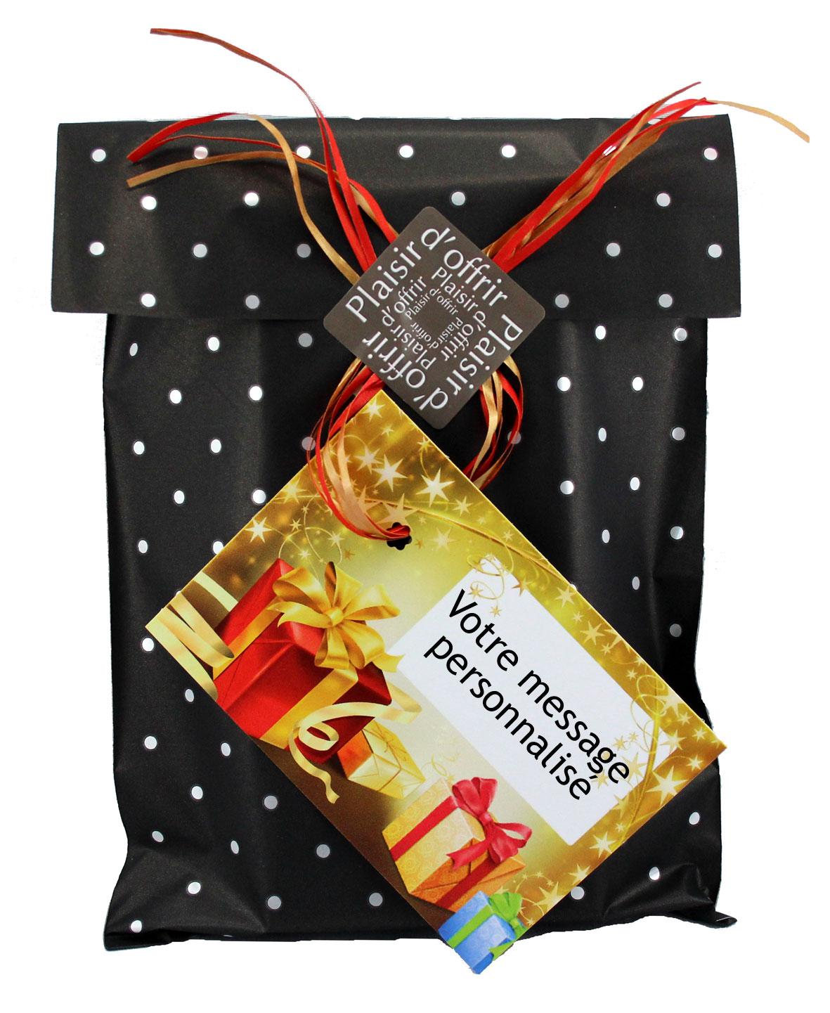 pochette cadeau pour pierres à whisky